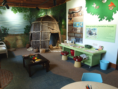 Jefferson Patterson Park and Museum - Childrens Discovery Room
