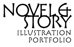 Novel and Story Illustration Portfolio